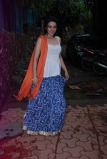Anchal Singh at the shooting of Hai Tu in Madh Island on 4th Aug 2014 (13)_53e1cb9d4b9b4.JPG