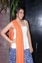 Anchal Singh at the shooting of Hai Tu in Madh Island on 4th Aug 2014 (17)_53e1cba36ef0a.JPG