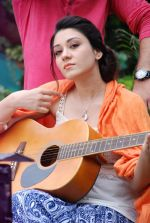 Anchal Singh at the shooting of Hai Tu in Madh Island on 4th Aug 2014 (3)_53e1cc0647915.JPG