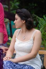 Anchal Singh at the shooting of Hai Tu in Madh Island on 4th Aug 2014 (6)_53e1cb9231801.JPG