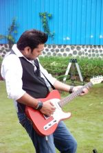Ankit Saraswat at the shooting of Hai Tu in Madh Island on 4th Aug 2014 (42)_53e1cc3c83a10.JPG