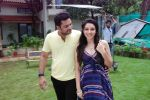 Ankit Saraswat with Anchal Singh at the shooting of Hai Tu in Madh Island on 4th Aug 2014 (19)_53e1cc4cbcd69.JPG