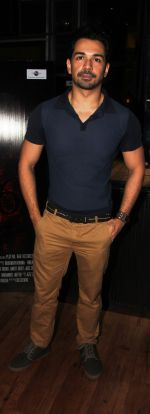 Abhinav Shukla at the music launch of Plot No.666, Restricted Area_53e36c805f0a0.jpg