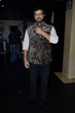 Avadhoot Gupte at the Premiere of Makrand Deshpande_s Saturday Sunday movie in Chitra Cinema on 6th Aug 2014 (98)_53e35b929044f.JPG