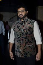 Avadhoot Gupte at the Premiere of Makrand Deshpande_s Saturday Sunday movie in Chitra Cinema on 6th Aug 2014 (99)_53e35b940e014.JPG