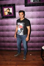 Chaitanya Chaudhary at the music launch of Plot No.666, Restricted Area_53e36cae086bb.jpg