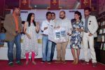 Nawazuddin Siddiqui, Ritesh Batra, Nimrat Kaur, Irrfan Khan at Lunchbox DVD launch in Infinity, Mumbai on 6th Aug 2014 (177)_53e35e3c3d683.JPG