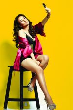 Neha Sharma at FHM India on 17th July 2014 (5)_53e336fe3803d.jpg