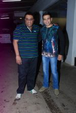 Sajid, Farhad at It_s Entertainment special screening in Sunny Super Sound on 6th Aug 2014 (7)_53e35d19b0ec9.JPG