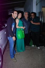 Sajid, Ramesh Sippy, Kiran Sippy, Farhad at It_s Entertainment special screening in Sunny Super Sound on 6th Aug 2014 (70)_53e35d52c9c38.JPG
