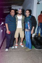 Sajid, Varun Dhawan, Farhad at It_s Entertainment special screening in Sunny Super Sound on 6th Aug 2014 (47)_53e35d1e02ba4.JPG