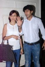 Gauri Tejwani, Hiten Tejwani at It_s Entertainment screening in Sunny Super Sound on 7th Aug 2014 (15)_53e4df7f12a24.JPG