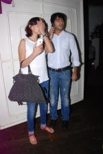 Gauri Tejwani, Hiten Tejwani at It_s Entertainment screening in Sunny Super Sound on 7th Aug 2014 (17)_53e4df6489d84.JPG