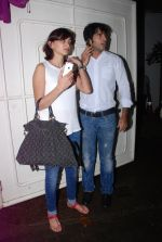 Gauri Tejwani, Hiten Tejwani at It_s Entertainment screening in Sunny Super Sound on 7th Aug 2014 (16)_53e4df4e39303.JPG