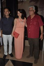 Om Puri at Premiere of The 100 foot journey hosted by Om Puri in PVR, Mumbai on 7th Aug 2014 (65)_53e4ddc2742d9.JPG