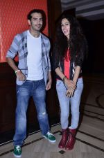 Amrit Maghera, Saahil Prem  at the promotion of Mad About Dance film in Taj Lands End on 8th Aug 2014 (20)_53e614447a6df.JPG
