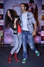 Amrit Maghera, Saahil Prem at the promotion of Mad About Dance film in Taj Lands End on 8th Aug 2014 (100)_53e613a3b5649.JPG