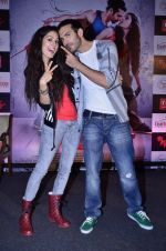 Amrit Maghera, Saahil Prem at the promotion of Mad About Dance film in Taj Lands End on 8th Aug 2014 (99)_53e613a227505.JPG