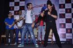 Amrit Maghera, Shah Rukh Khan, Saahil Prem at the promotion of Mad About Dance film in Taj Lands End on 8th Aug 2014 (69)_53e613ab37113.JPG