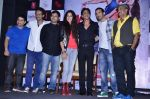 Amrit Maghera, Shah Rukh Khan, Saahil Prem at the promotion of Mad About Dance film in Taj Lands End on 8th Aug 2014 (76)_53e614519aa87.JPG