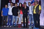 Amrit Maghera, Shah Rukh Khan, Saahil Prem at the promotion of Mad About Dance film in Taj Lands End on 8th Aug 2014 (77)_53e613afb635f.JPG
