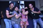 Ranvijay Singh, Anindita Nayar, Salil Acharya at 3 AM trailor launch in Matunga on 8th Aug 2014 (66)_53e5b8da1446b.JPG