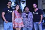 Ranvijay Singh, Anindita Nayar, Salil Acharya at 3 AM trailor launch in Matunga on 8th Aug 2014 (85)_53e5b8b8742a9.JPG