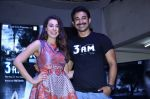 Ranvijay Singh, Anindita Nayar at 3 AM trailor launch in Matunga on 8th Aug 2014 (195)_53e5ba59b537c.JPG