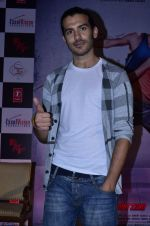 Saahil Prem  at the promotion of Mad About Dance film in Taj Lands End on 8th Aug 2014 (102)_53e613b2a40cb.JPG