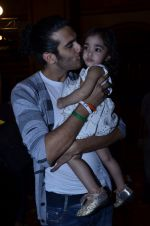 Saahil Prem  at the promotion of Mad About Dance film in Taj Lands End on 8th Aug 2014 (112)_53e613c16fd91.JPG