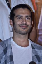 Saahil Prem  at the promotion of Mad About Dance film in Taj Lands End on 8th Aug 2014 (117)_53e613c895fc9.JPG