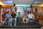 Ajay Devgan, Rohit Shetty, Mahesh Manjrekar at Marathi film Rege promotions in Mumbai on 9th Aug 2014 (30)_53e756a77fd8b.JPG