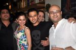 Ayub Khan, Sanjeeda Sheikh, Vatsal Seth at Ek Haseena Thi 100 episodes completion at Eddie_s Bistro Pali Hill on 8th Aug 2014 (240)_53e7626d6f6a3.JPG
