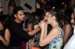 Vatsal Seth, Simone Singh, Sanjeeda Sheikh at Ek Haseena Thi 100 episodes completion at Eddie_s Bistro Pali Hill on 8th Aug 2014 (184)_53e76391c4b9a.JPG