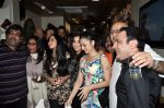 Vatsal Seth, Simone Singh, Sanjeeda Sheikh at Ek Haseena Thi 100 episodes completion at Eddie_s Bistro Pali Hill on 8th Aug 2014 (196)_53e76398d260e.JPG