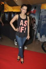 Ameesha Patel at the launch of trailer Ekkees Toppon Ki Salaami in PVR on 11th Aug 2014 (397)_53ea1a7b2198d.JPG