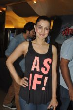 Ameesha Patel at the launch of trailer Ekkees Toppon Ki Salaami in PVR on 11th Aug 2014 (403)_53ea1a83000a6.JPG