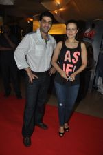 Ameesha Patel at the launch of trailer Ekkees Toppon Ki Salaami in PVR on 11th Aug 2014 (405)_53ea1a858e145.JPG