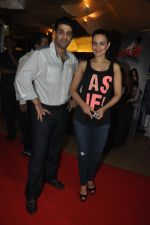 Ameesha Patel at the launch of trailer Ekkees Toppon Ki Salaami in PVR on 11th Aug 2014 (408)_53ea1a8992063.JPG