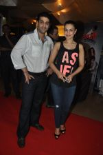 Ameesha Patel at the launch of trailer Ekkees Toppon Ki Salaami in PVR on 11th Aug 2014 (409)_53ea1a8aedf49.JPG