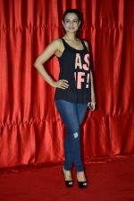 Ameesha Patel at the launch of trailer Ekkees Toppon Ki Salaami in PVR on 11th Aug 2014 (414)_53ea1a9181f37.JPG