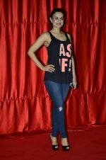 Ameesha Patel at the launch of trailer Ekkees Toppon Ki Salaami in PVR on 11th Aug 2014 (415)_53ea1a92c404f.JPG