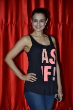 Ameesha Patel at the launch of trailer Ekkees Toppon Ki Salaami in PVR on 11th Aug 2014 (416)_53ea1a9414fc1.JPG