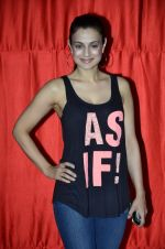 Ameesha Patel at the launch of trailer Ekkees Toppon Ki Salaami in PVR on 11th Aug 2014 (419)_53ea1a96c35bc.JPG