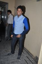 Raju Shrivastav at the launch of trailer Ekkees Toppon Ki Salaami in PVR on 11th Aug 2014 (638)_53ea2038c0882.JPG