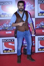 Ajaz Khan at SAB Ke anokhe awards in Filmcity on 12th Aug 2014 (385)_53eb62dec0f68.JPG