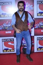 Ajaz Khan at SAB Ke anokhe awards in Filmcity on 12th Aug 2014 (386)_53eb62e04d939.JPG