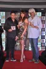 Bhushan Kumar, Bipasha Basu, Vikram Bhatt  on ramp to promote Creature 3d film in R City Mall, Mumbai on 12th Aug 2014 (12)_53eb75237cb5f.JPG