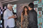 Bhushan Kumar, Bipasha Basu, Vikram Bhatt  on ramp to promote Creature 3d film in R City Mall, Mumbai on 12th Aug 2014 (9)_53eb75220cd88.JPG
