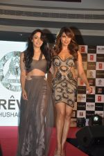 Bipasha Basu, Khushali Kumar on ramp to promote Creature 3d film in R City Mall, Mumbai on 12th Aug 2014 (413)_53eb72fc3a974.JPG
